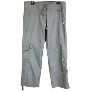NIKE Grey Trail Outdoor Pants Size Small
